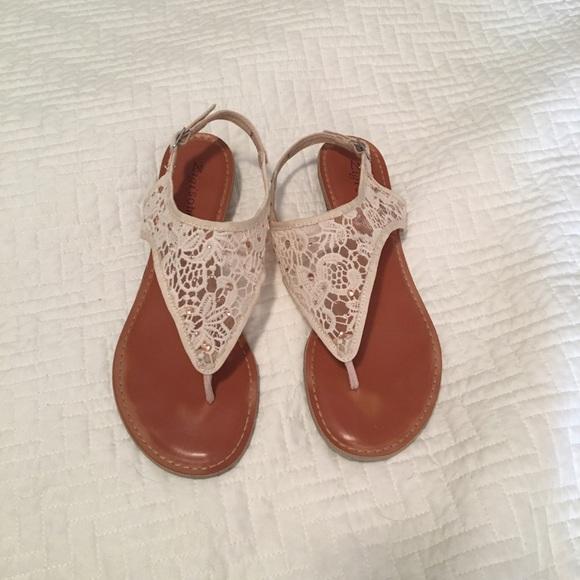 Zigi Soho Shoes   Crochet Sandals From
